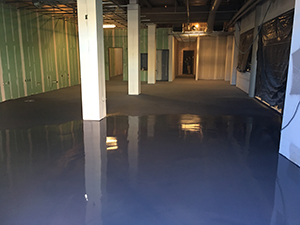 commercial concrete installation ct