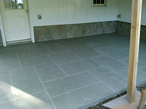 ct residential concrete installation