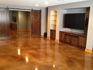 polished concrete flooring ct